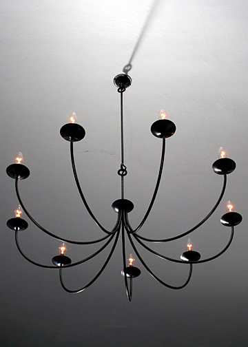 Quenby Chandelier 9 Branch CE9