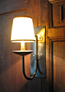 Sapperton Single Arm Wall Light W1